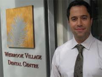 Wesbrook Village Dental Centre - Dr. Ehsan Taheri