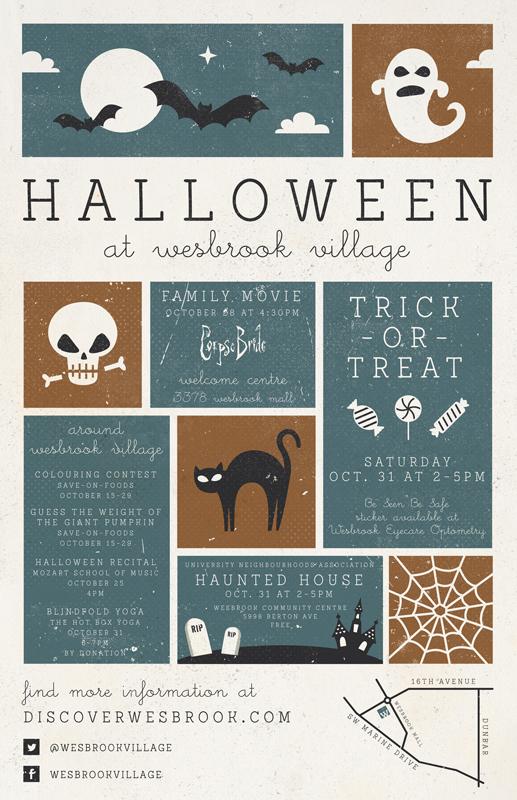 Visit Wesbrook Village Dental this October!