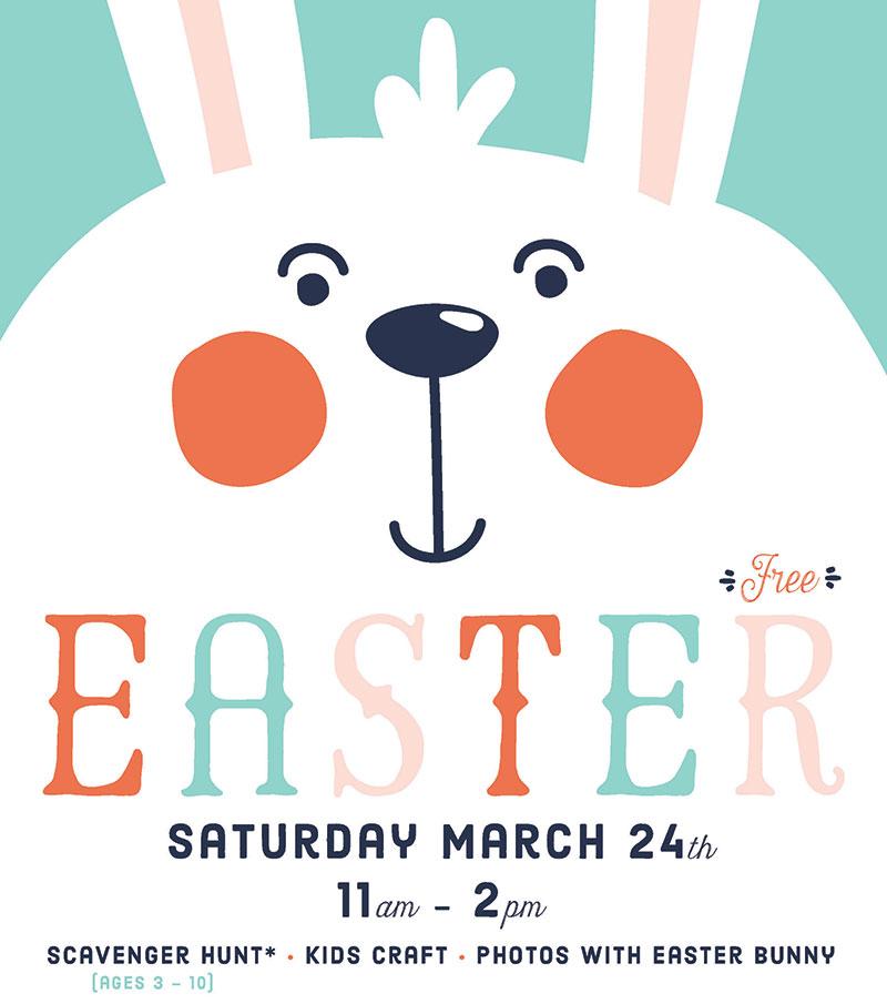 Easter at Wesbrook Village 2018