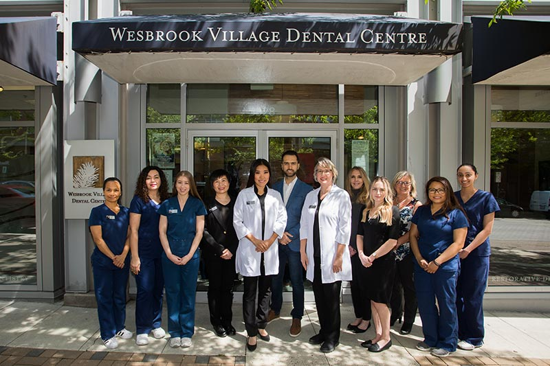 Wesbook Village Dental Team